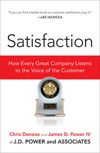 Satisfaction Book_J D Power IV