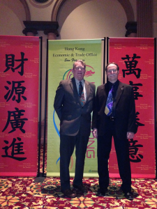 GoTek at 2015 Hong Kong Spring Reception