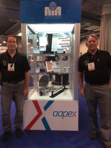 AAPEX 2015_GoTek Energy