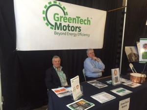 Ron-Brett of GreenTech Motors at PortTech 2016