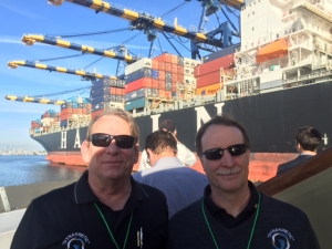 Steve-Scott on Port Tour at PortTech 2016_1